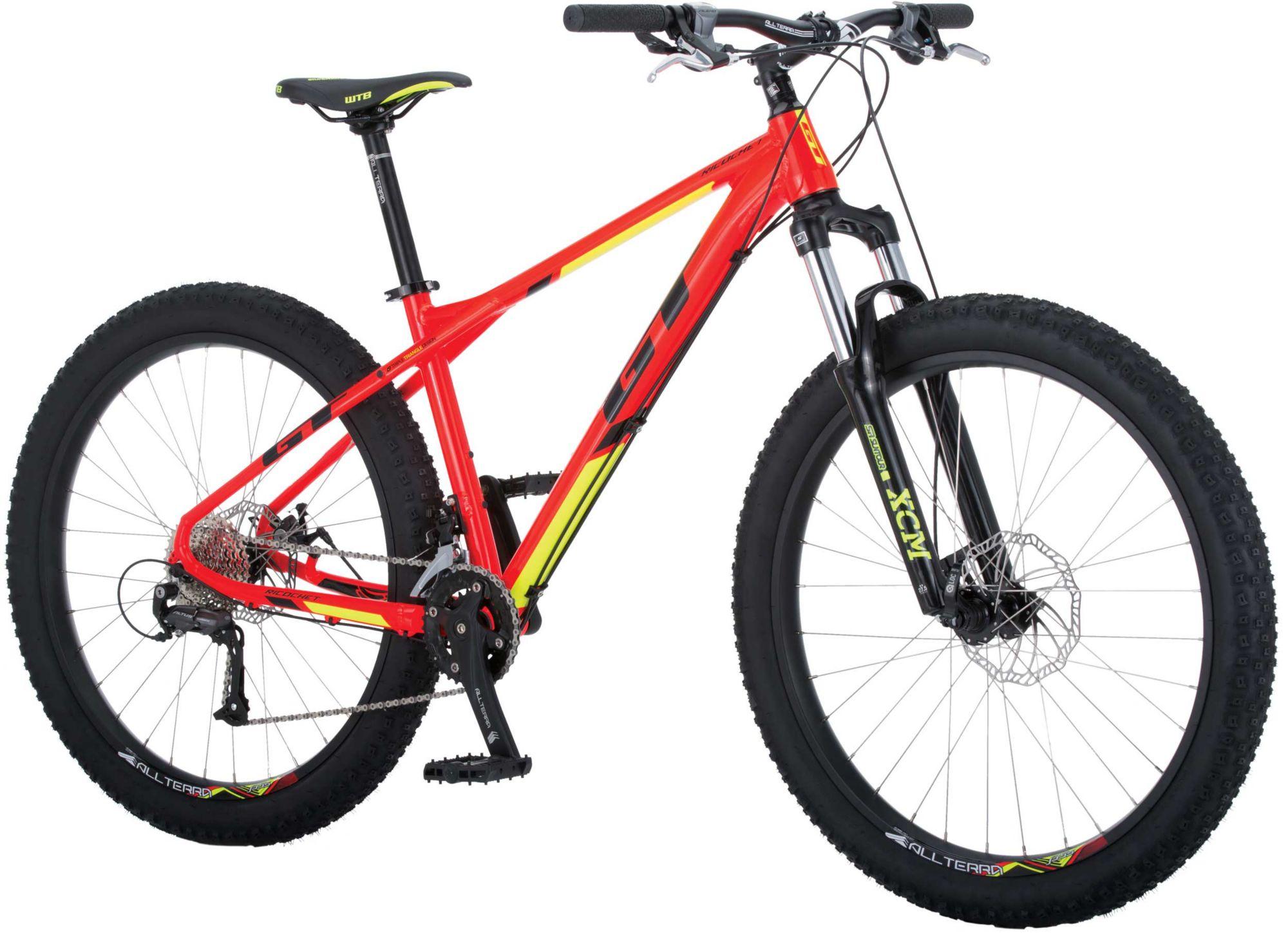 Gt Adult Ricochet Plus Sport 27 5 Mountain Bike Dick S Sporting