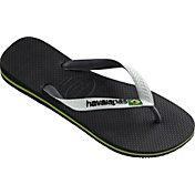 Havaianas Men's Brazil Mix Flip Flops