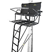 Hawk Sasquatch 2-Man 18' Ladder Stand
