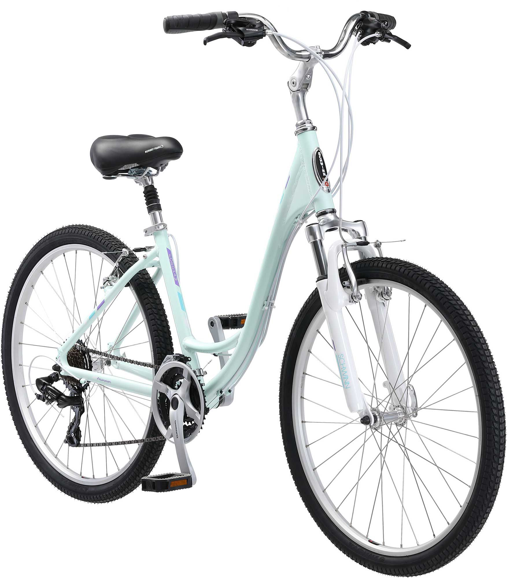 watch three infinity hybrid comforter boss bike bicycles costco comfort and