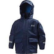 Helly Hansen Toddler Boys' Juell Rain Jacket