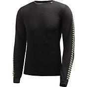 Helly Hansen Men's Lifa Stripe Long Sleeve Baselayer Top
