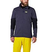 Helly Hansen Men's EQ Black Midlayer Jacket