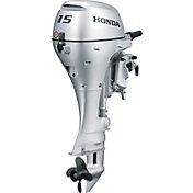 Honda 15HP Portable Outboard Motor