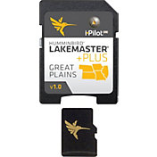 Humminbird Lakemaster PLUS Great Plains Map Card