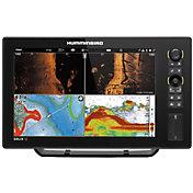 Humminbird Solix 12 SI GPS Fish Finder Combo