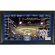 "Highland Mint Chicago Cubs ""Banner Rising"" Signature Photo"