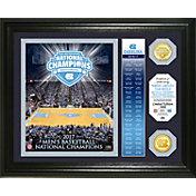 "Highland Mint North Carolina Tar Heels 2017 NCAA Men's Basketball National Champions ""Banner"" Bronze Coin Photo Mint"