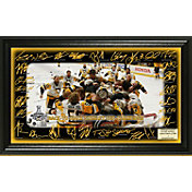 "Highland Mint 2017 Stanley Cup Champions Pittsburgh Penguins ""Celebration"" Signature Photo"