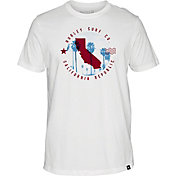 Hurley Men's California Surf T-Shirt
