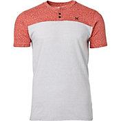 Hurley Men's Catalina Henley T-Shirt