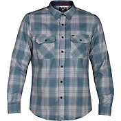 Hurley Men's Dri-FIT Cora Flannel Long Sleeve Shirt