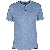 Hurley Men's Dri-FIT Lagos Henley T-Shirt