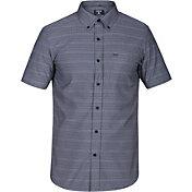 Hurley Men's Dri-FIT Sound Short Sleeve Shirt