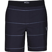 Hurley Men's Alpha Trainer Laser Hybrid Shorts