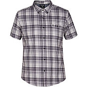 Hurley Men's Range Short Sleeve Shirt