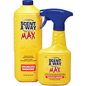Scent-A-Way Max Odorless Combo – 44 oz.