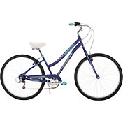 Huffy Women's Parkside 27.5'' Comfort Cruiser