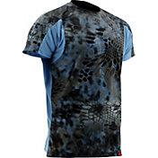 Huk Men's Trophy Kryptek Short Sleeve Shirt