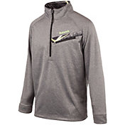 Huntworth Men's Half Zip Performance Fleece