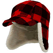 Jacob Ash Boys' Berber Lined Earflap Cap