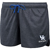 J. America Women's Kentucky Wildcats Grey Sideline Shorts