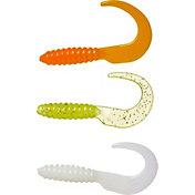 Jawbone Curltail Grub Soft Bait Assortment Pack