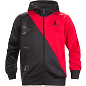 Jordan Boys' Rise 23 Therma-FIT Full-Zip Hoodie