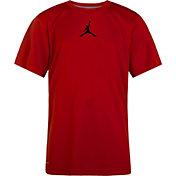 Jordan Boys' 23 Alpha Dry Fitted T-Shirt