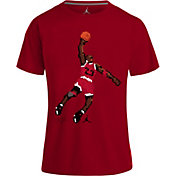 Jordan Boys' Air Pixel Dunk Graphic T-Shirt