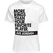 Jordan Boys' 'More Rings' Dri-FIT T-Shirt