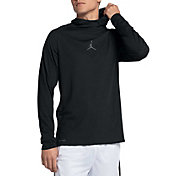 Jordan Men's Dry 23 Alpha Training Hooded Long Sleeve Shirt
