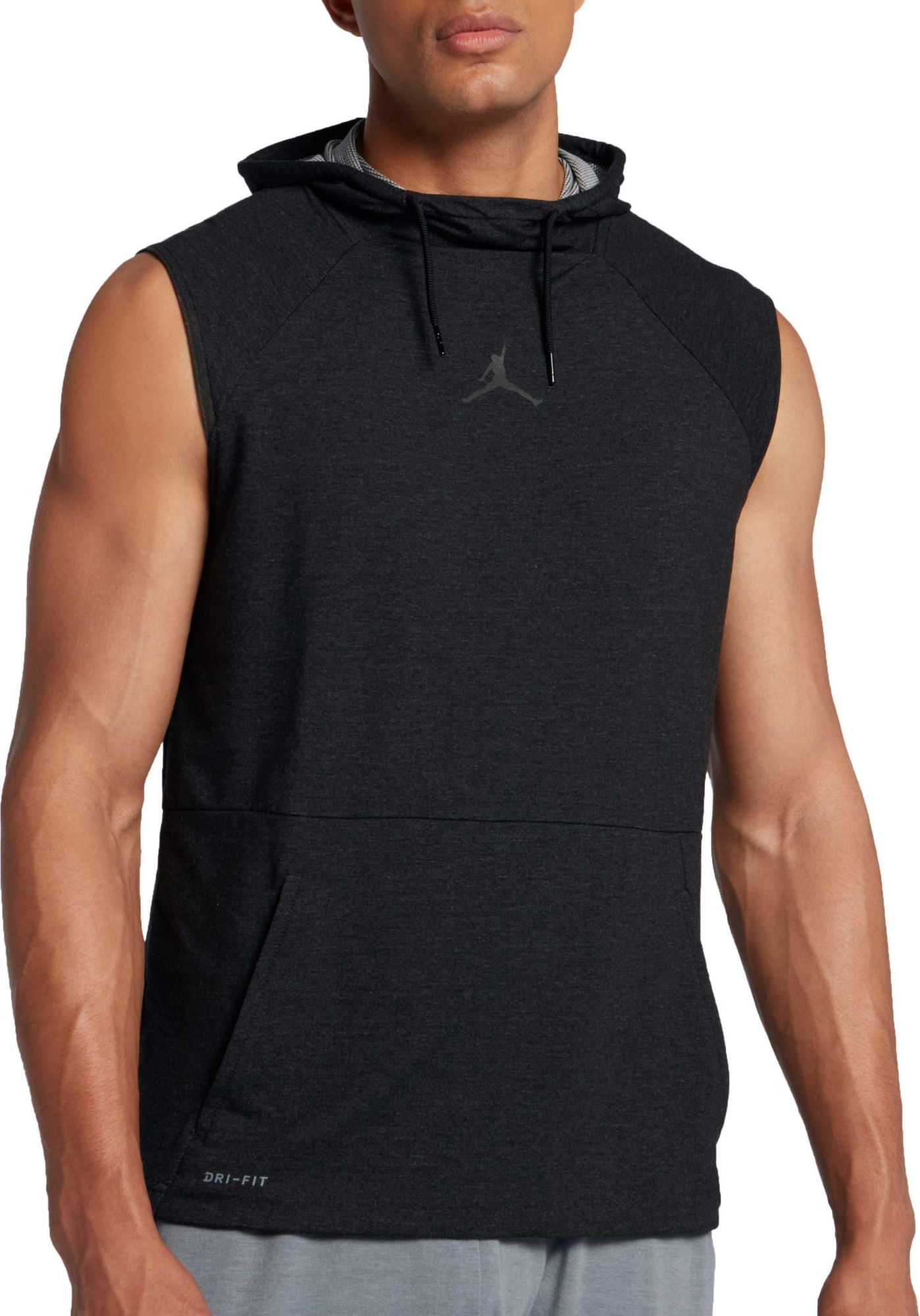 Description Our sleeveless, stringer hoodies are the most unique bodybuilding apparel yet. Make a statement in the gym with our one-of-a-kind sleeveless stringer hoodies.