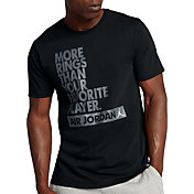 Jordan Men's Dry More Rings Graphic Basketball T-Shirt
