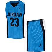 Jordan Infant Boys' Modern Retro Sleeveless Shirt and Shorts Two-Piece Set