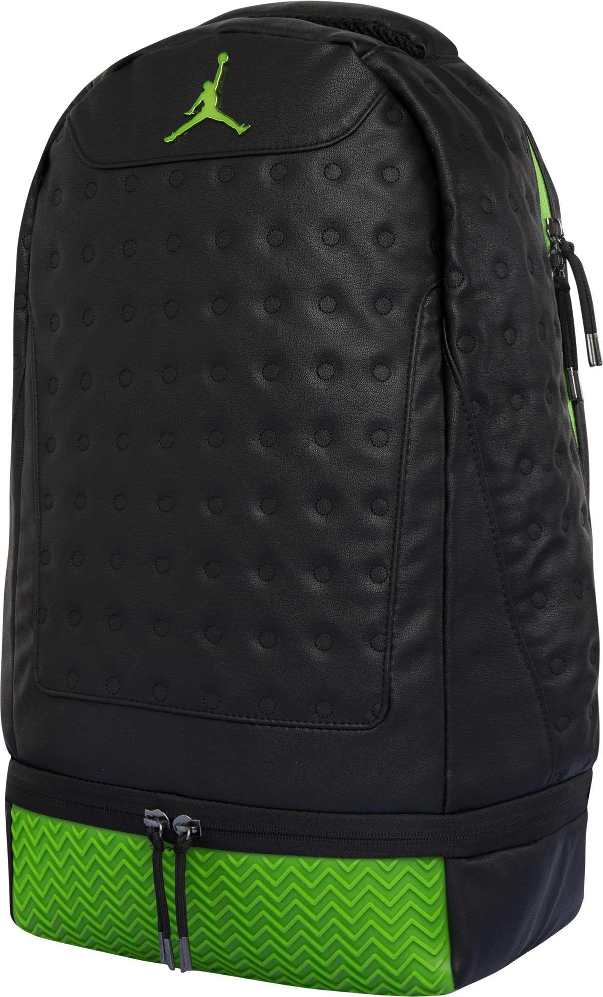 df47b82087 Black And Purple Jordan Backpack- Fenix Toulouse Handball