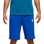 adidas Originals Men's 3-Stripe French Terry Training Shorts