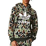adidas Originals Men's Trefoil Camo Hoodie