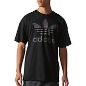 adidas Originals Men's Reveal Camo Trefoil T-Shirt