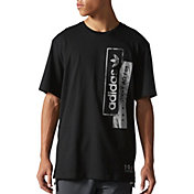 adidas Originals Men's Linear Side Vent T-Shirt