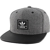 adidas Originals Men's Trefoil Plus Snapback Hat