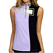 Jamie Sadock Women's Antigua Sleeveless Golf Polo