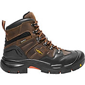 KEEN Men's Coburg 6'' Waterproof Steel Toe Work Boots