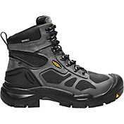 KEEN Men's Concord 6'' Waterproof Steel Toe Work Boots