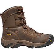 KEEN Men's Detroit 8'' Waterproof Work Boots