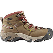 KEEN Men's Detroit Mid Waterproof Work Boots