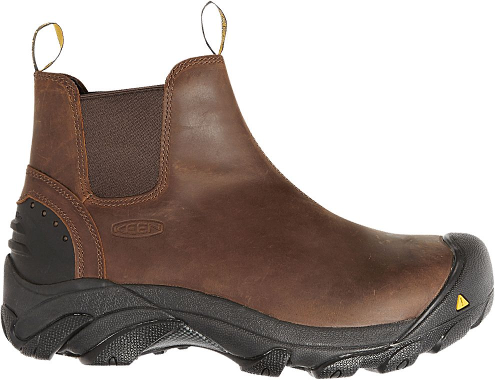 KEEN Men's Detroit Slip-On Steel Toe Work Boots| DICK'S Sporting Goods