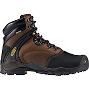 KEEN Men's Louisville Met Waterproof Steel Toe Work Boots