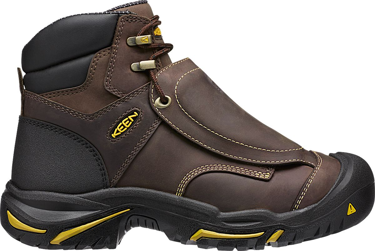 KEEN Men's Mt. Vernon Metatarsal Steel Toe Work Boots| DICK'S ...
