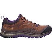 KEEN Women's Terradora Leather Waterproof Hiking Shoes